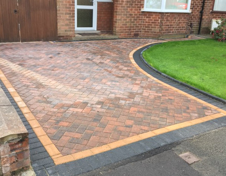 local block paving company Garforth