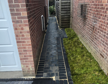 Paving Services Alwoodley