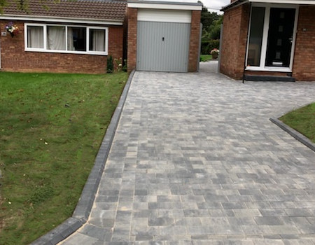 block paving company Leeds City Centre