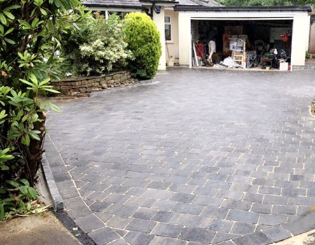 local block paving Knavesmire