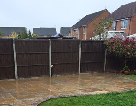 Horsford Patio Pavers