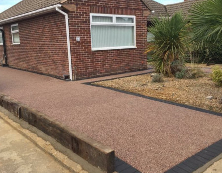 Pudsey Resin Driveways