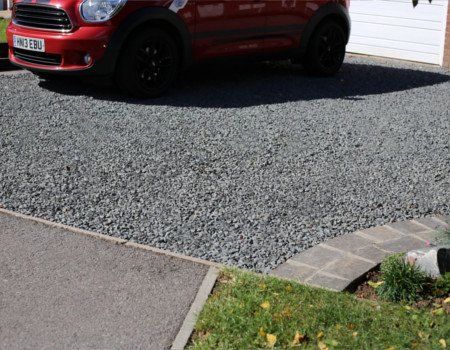 Gravel Driveway Company Shadwell
